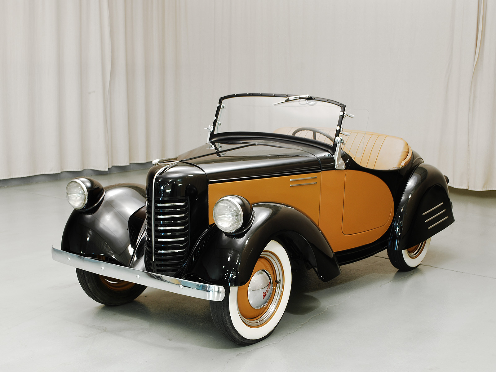 Cars Under 6000 >> 1940 American Bantam Roadster | Hyman Ltd. Classic Cars