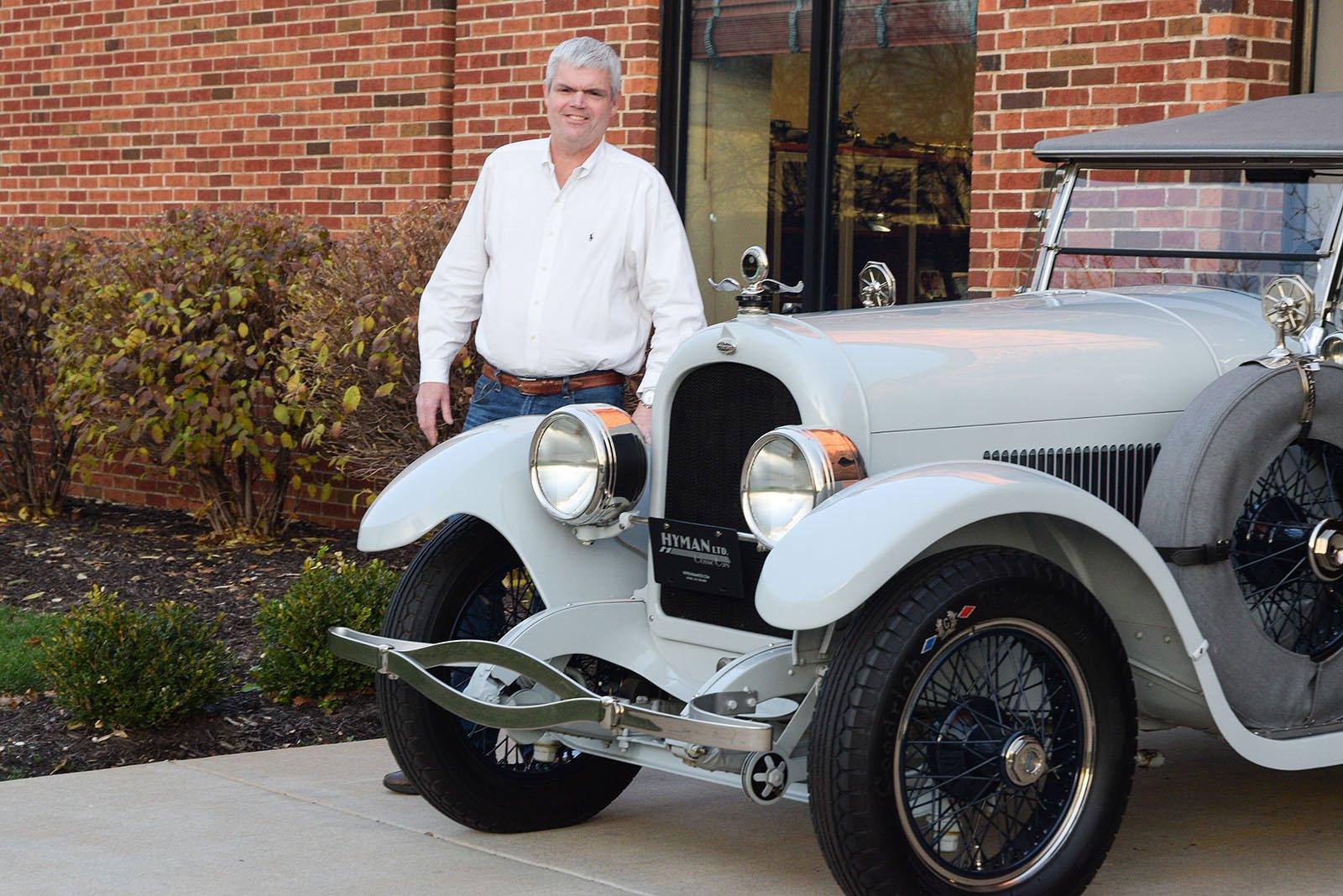 Hyman Ltd. Classic Cars