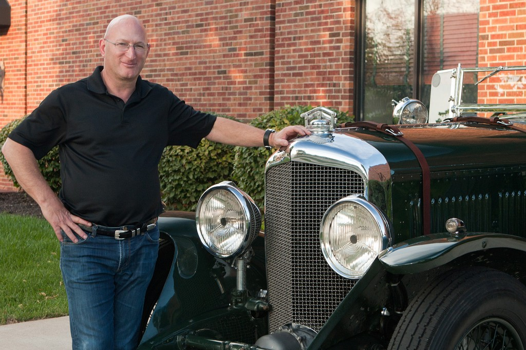 Mark Hyman | Hyman Ltd. Classic Cars