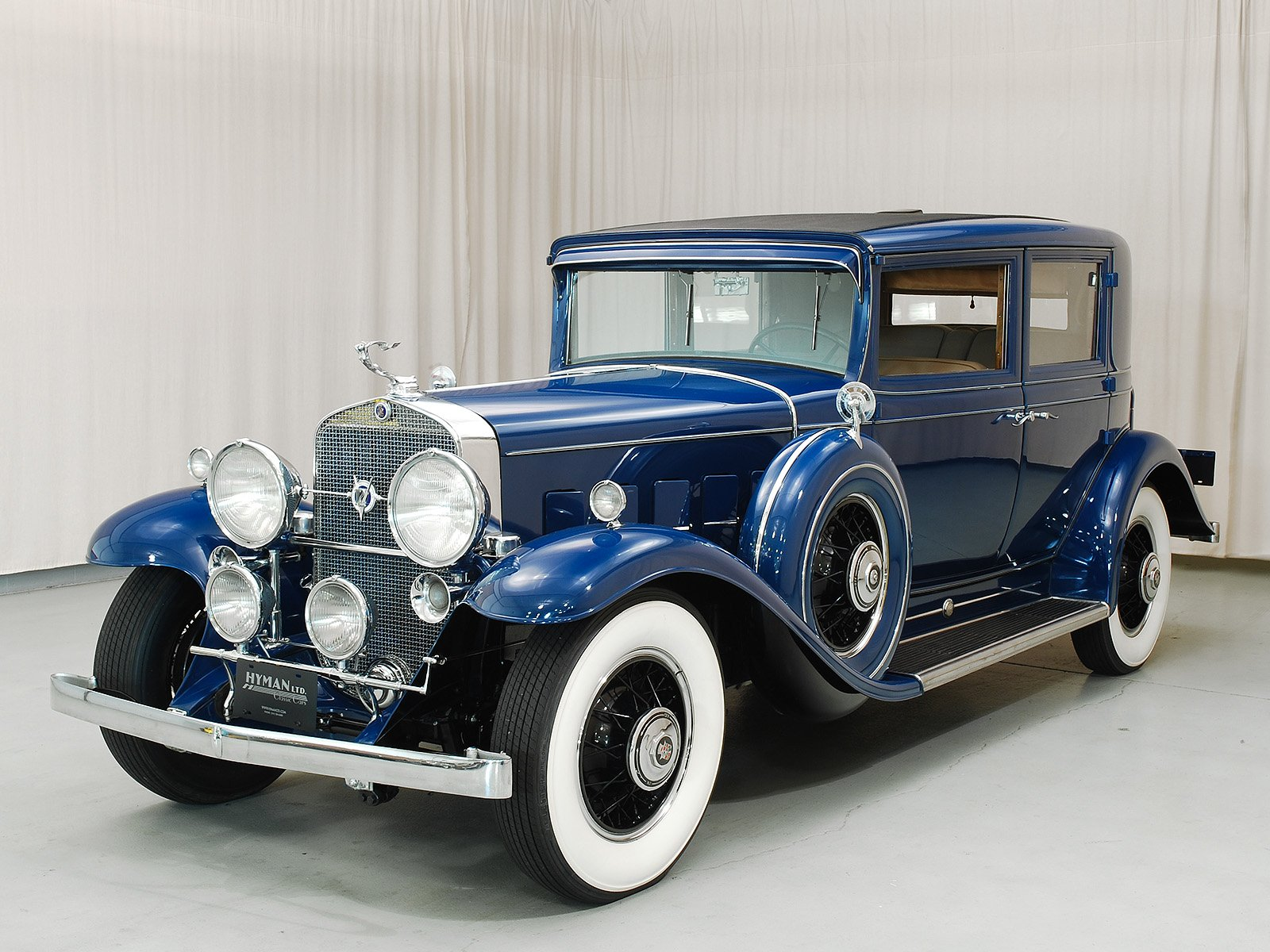 1931 cadillac v12 coupe hyman ltd classic cars. Black Bedroom Furniture Sets. Home Design Ideas