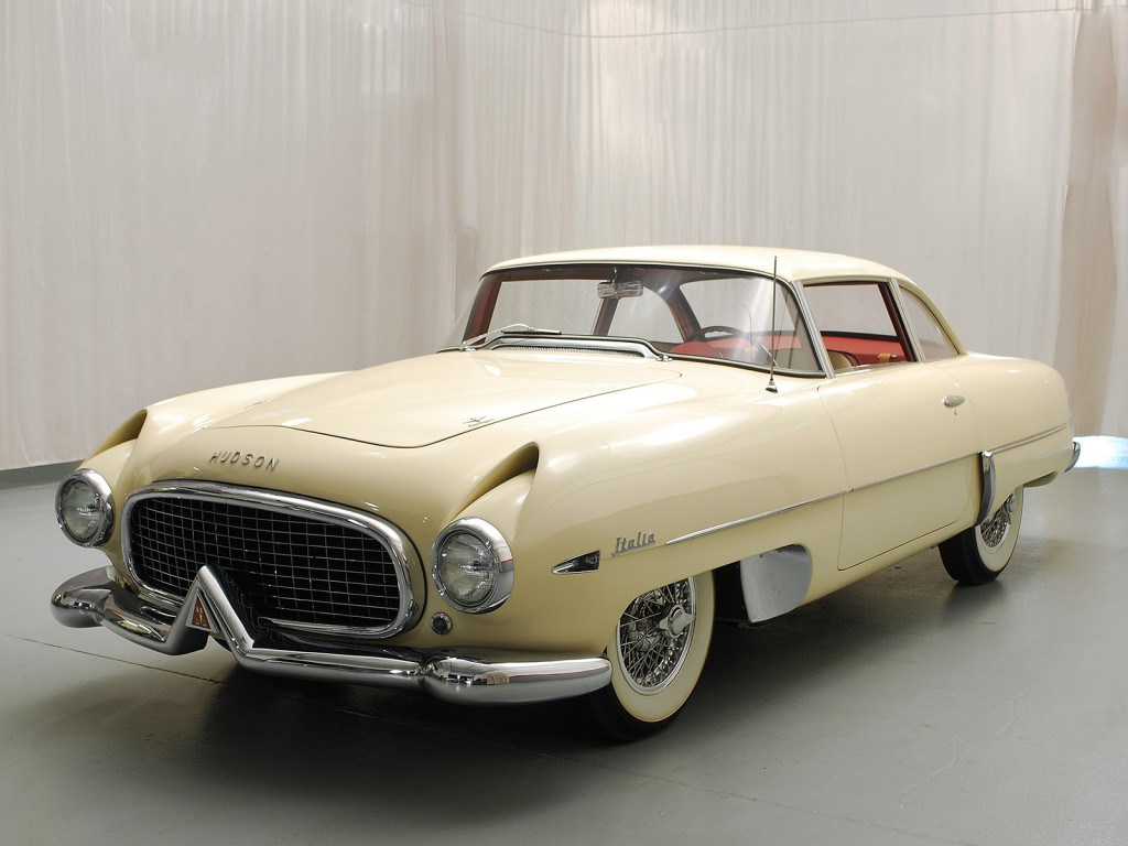 1954 Hudson Italia Coupe Classic Car For Sale | Buy 1954 Hudson Italia Coupe at Hyman LTD