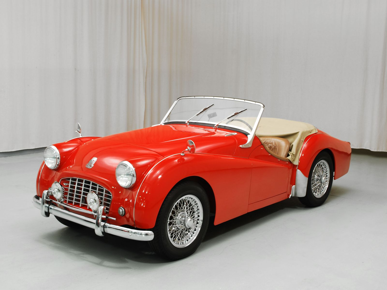 Buying And Selling Cars >> 1957 Triumph T3 Roadster - Hyman Ltd. Classic Cars