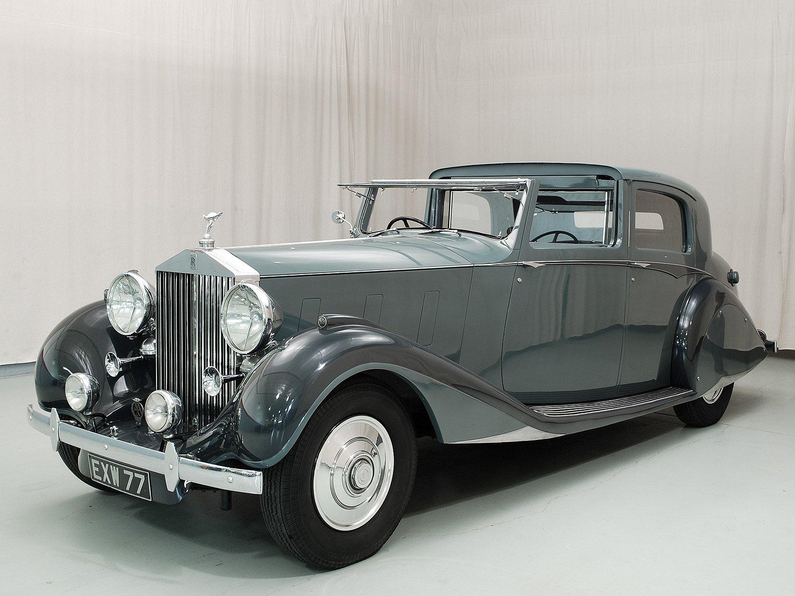 1938 rolls royce phantom iii hyman ltd classic cars. Black Bedroom Furniture Sets. Home Design Ideas