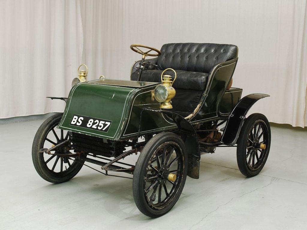 Cars For Sale Under 6000 >> 1904 Pierce-Arrow Motorette Model 8M 2/4 Pl Stanhope Sold by Hyman LTD   Vintage Car Consignment
