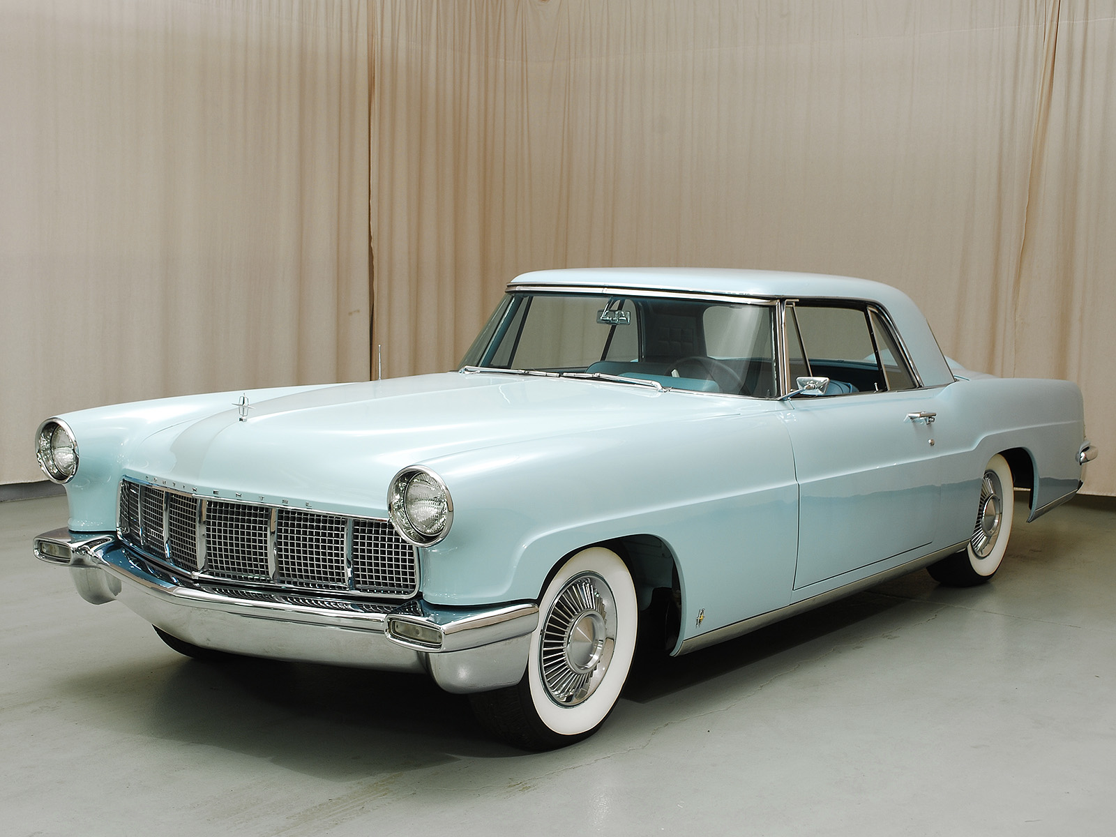 1956 Lincoln Continental Mark II Coupe | Hyman Ltd. Classic Cars
