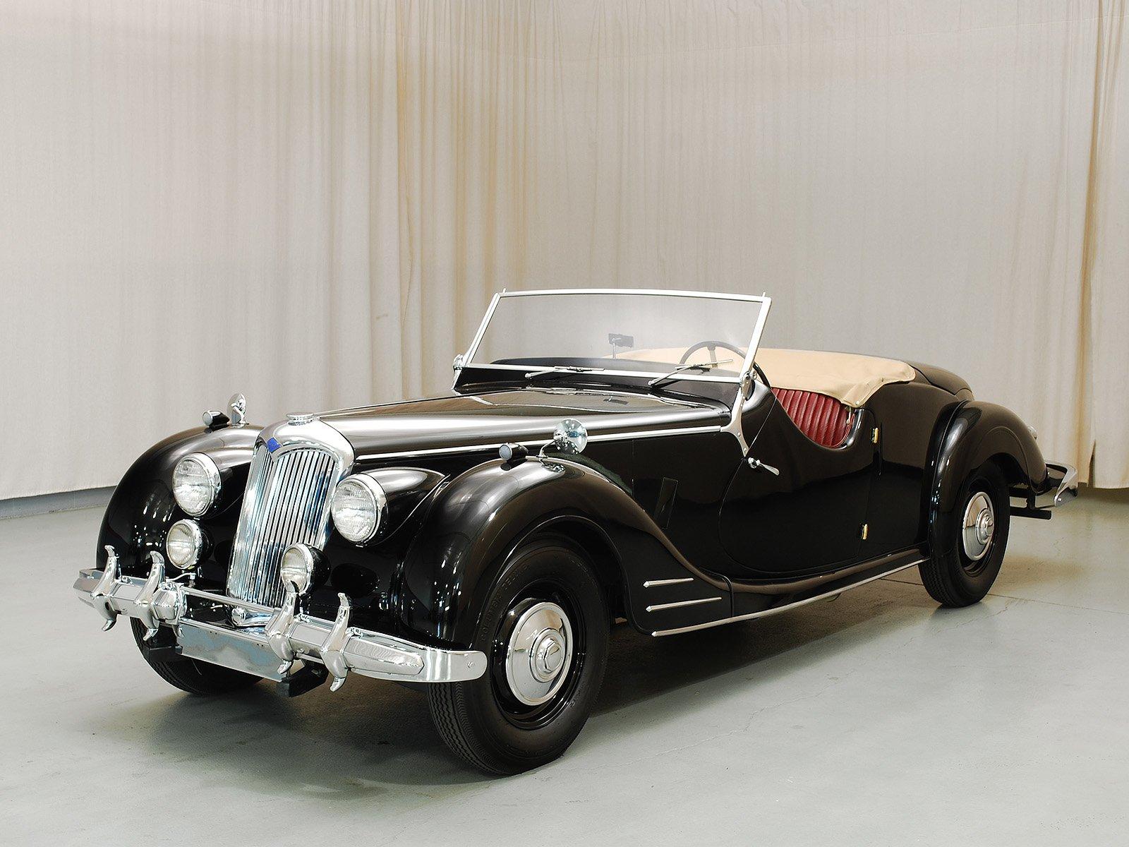 1949 Riley Rmc Roadster Hyman Ltd Classic Cars