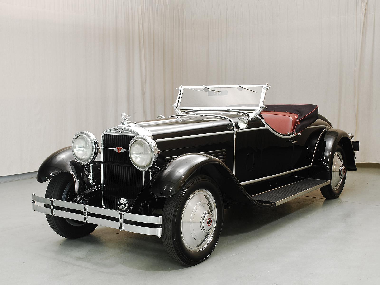 1929 Stutz M LeBaron Convertible | Hyman Ltd. Classic Cars