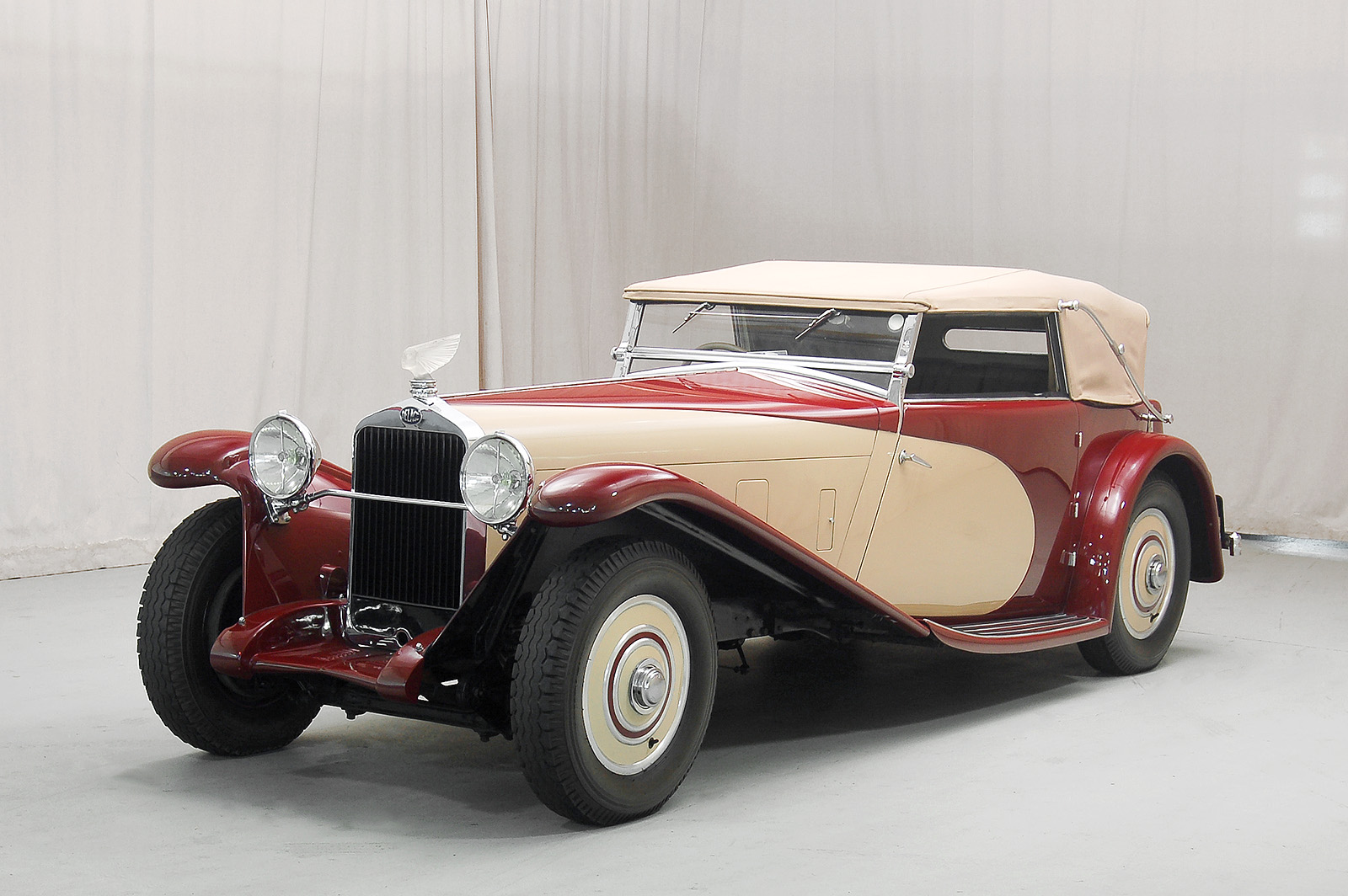 1934 Delage D8SS Cabri...
