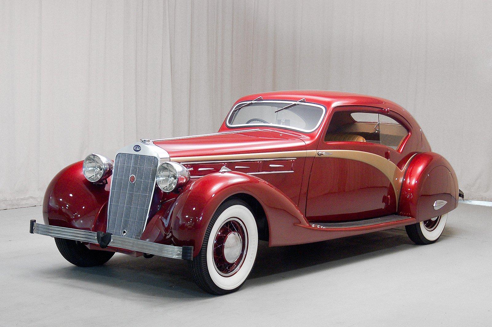 1936 Delage D8 120 Aerosport Coupe | Hyman Ltd. Classic Cars