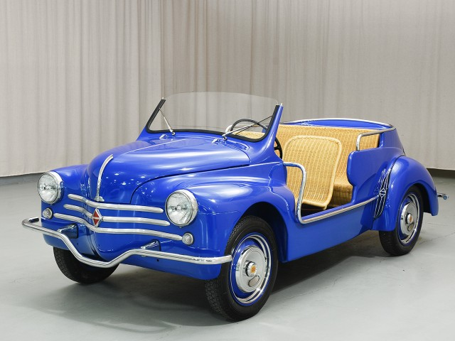 1961 Renault Jolly Beach Car Classic Car For Sale | Buy 1961 Renault Jolly Beach Car at Hyman LTD