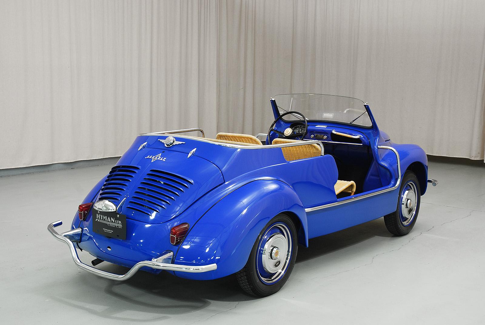 Cars For Sale Under 6000 >> 1961 Renault Jolly Beach Car   Hyman Ltd.
