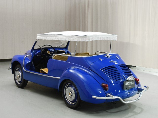 1961 renault jolly beach car