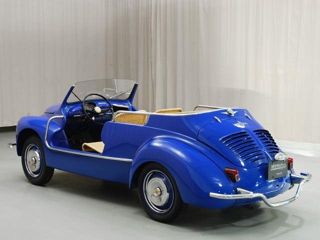 1961 Renault Jolly Beach Car Classic Car For Sale | Buy 1961 Renault Jolly Beach Car at Hyman LTD