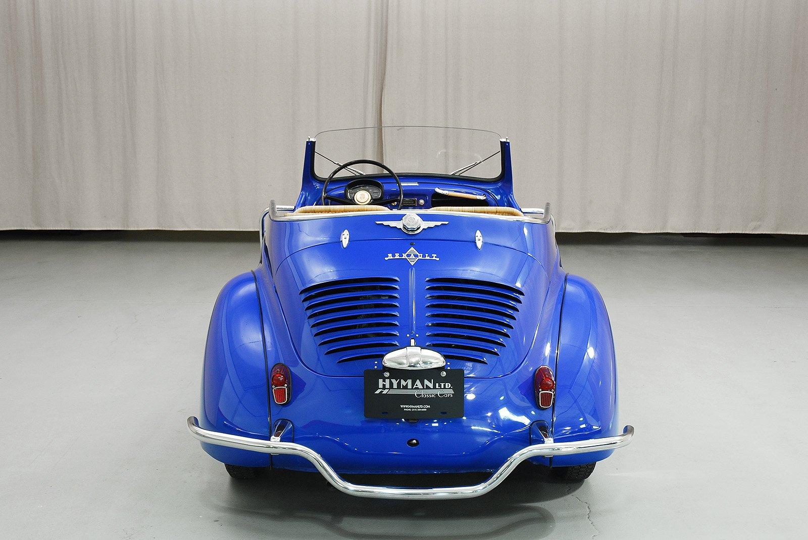 1961 Renault Jolly Beach Car Hyman Ltd Classic Cars