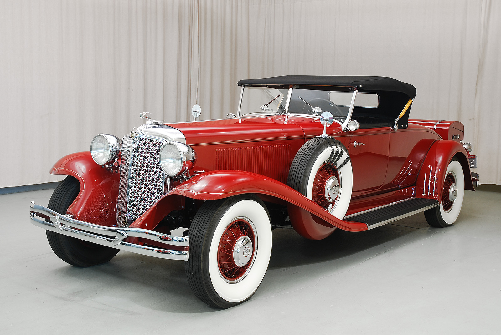 1931 Chrysler CG Imperial Roadster | Hyman Ltd. Classic Cars