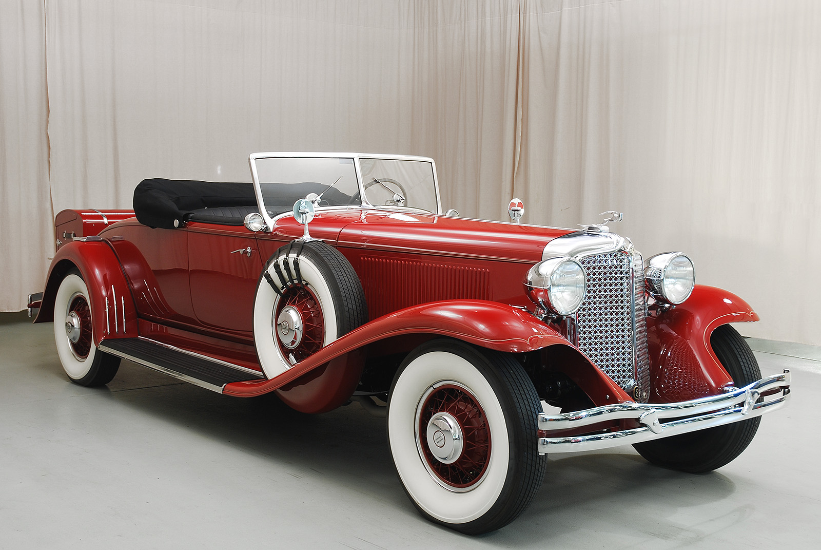 Classic Cars: 1931 Chrysler CG Imperial Roadster