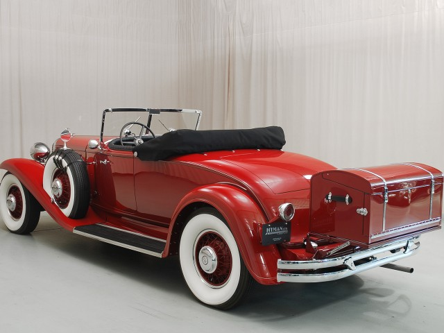 1931 Chrysler CG Imperial Roadster Classic Car For Sale | Buy 1931 Chrysler CG Imperial Roadster at Hyman LTD