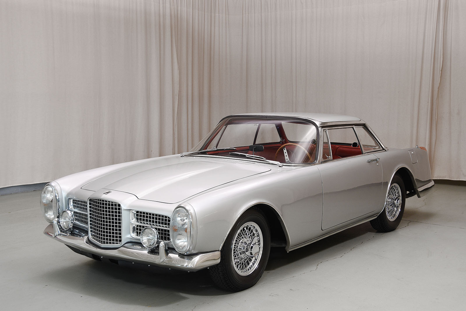 1965 Facel Vega Facel Ii Coupe