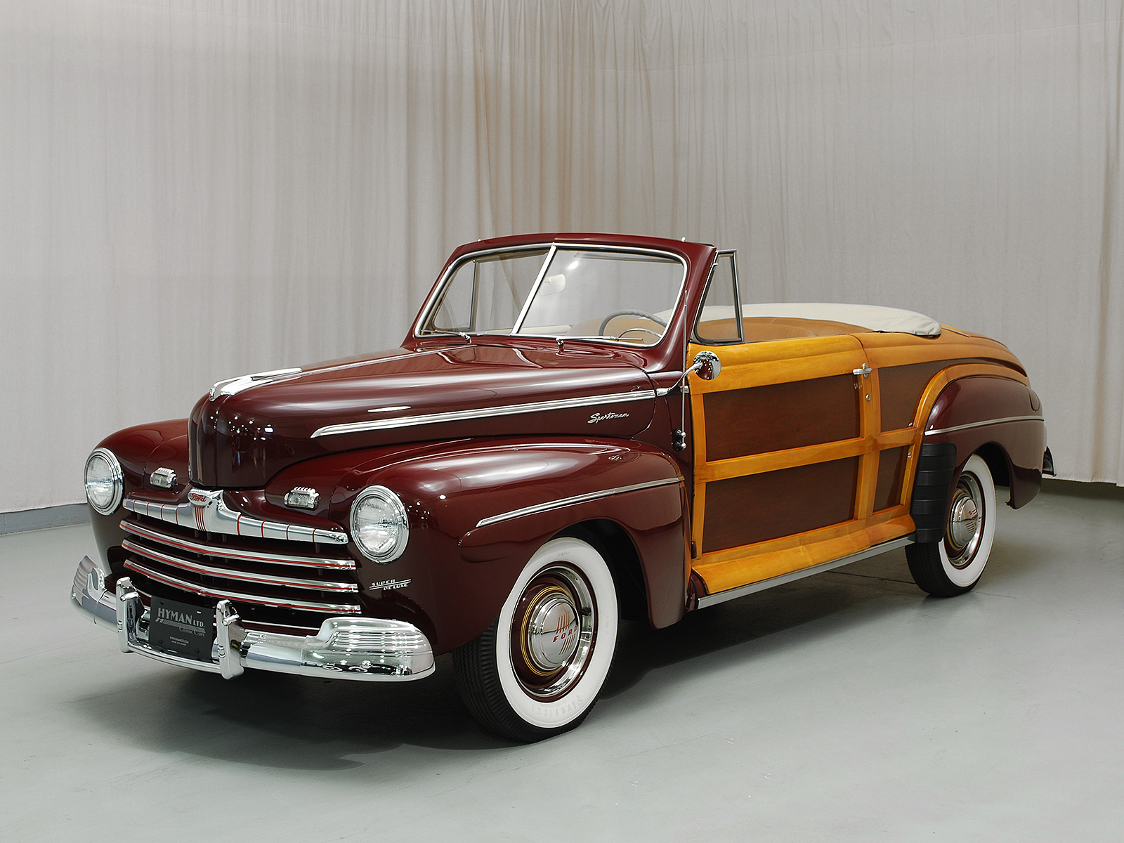 1946 ford sportsman convertible. Black Bedroom Furniture Sets. Home Design Ideas
