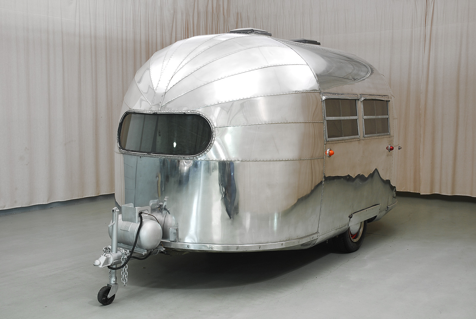 1948 airstream wee wind trailer hyman ltd classic cars
