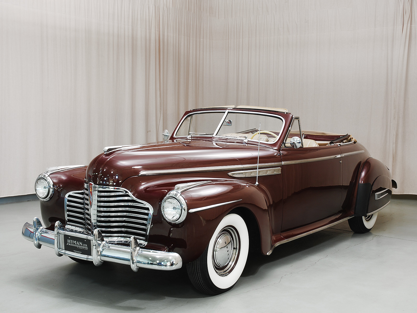 Buying Selling Cars >> 1941 Buick Roadmaster Convertible