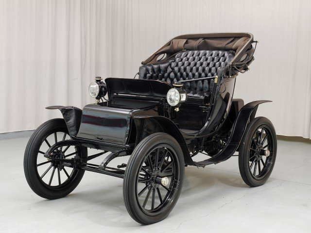 1908 Baker Electric Model V Victoria Classic Car For Sale | Buy 1908 Baker Electric Model V Victoria at Hyman LTD