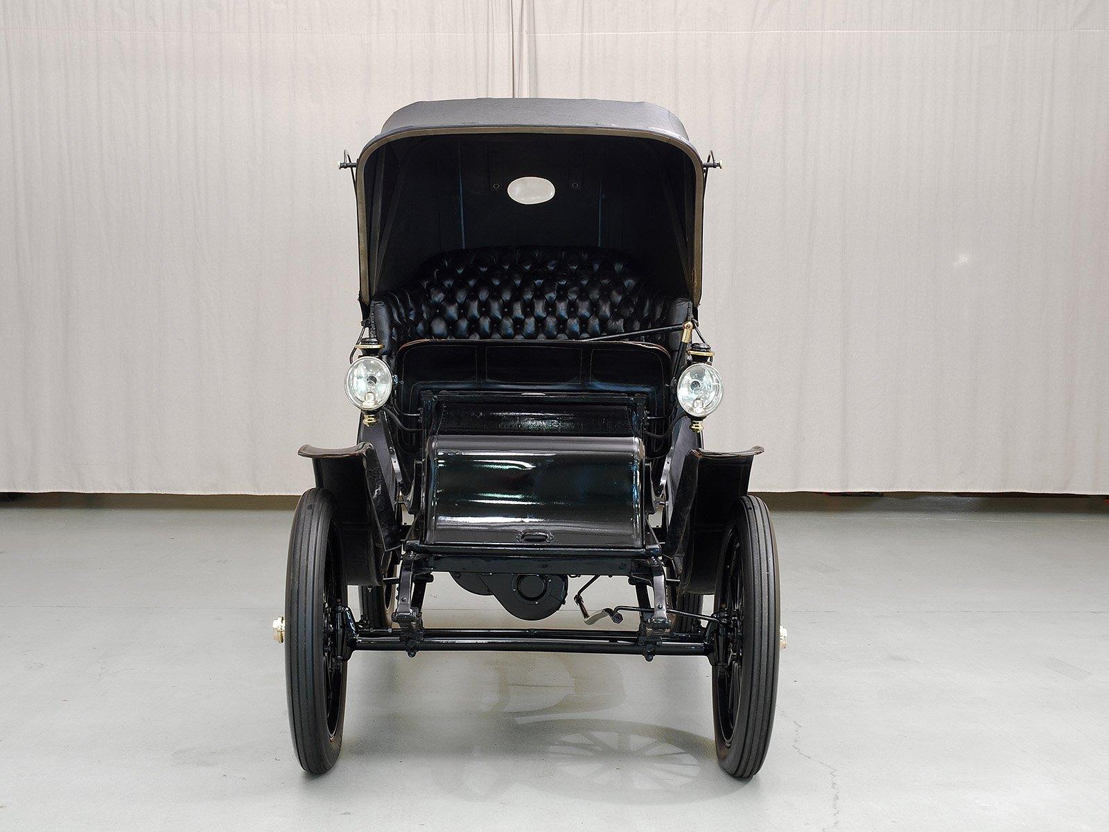 Baker Motor Company >> 1908 Baker Electric Model V Victoria For Sale | Car ...