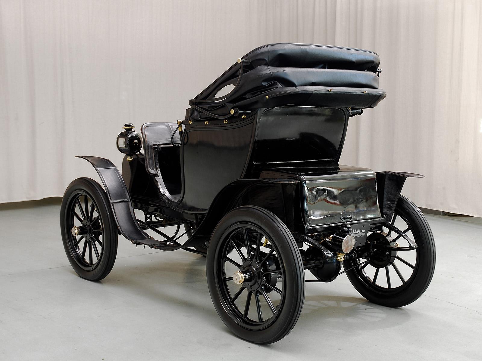 1908 Baker Electric Model V Victoria   Hyman Ltd. Classic Cars