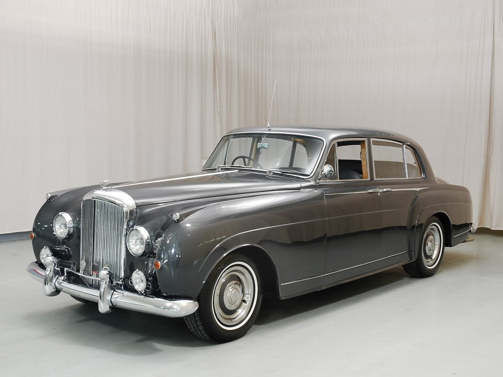 1956 bentley s1 saloon hyman ltd classic cars. Black Bedroom Furniture Sets. Home Design Ideas