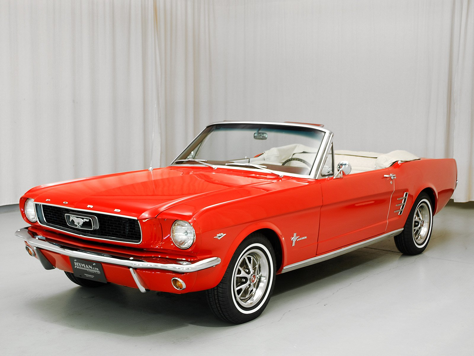 Was There A 1963 Mustang