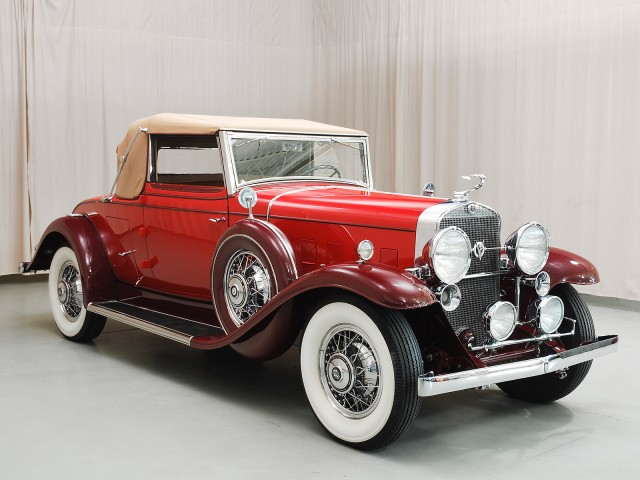 1931 Cadillac 355a Convertible Coupe Hyman Ltd Classic Cars