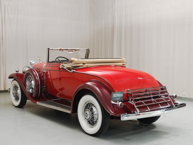 1931 Cadillac 355a Convertible Coupe Classic Cars