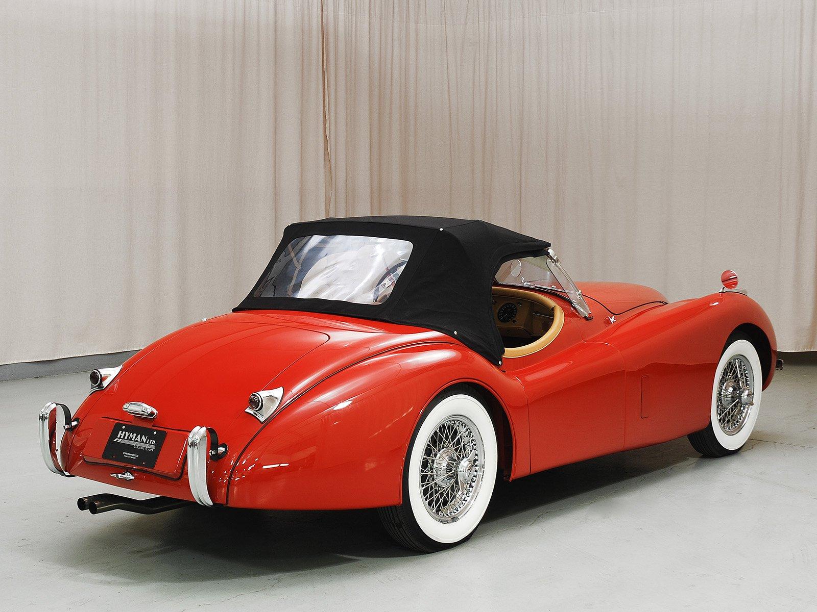 1952 Jaguar XK120 Roadster | Hyman Ltd. Classic Cars