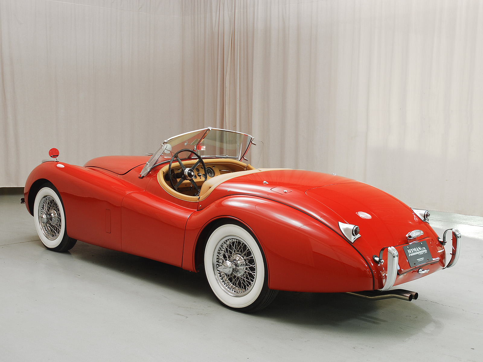 1952 Jaguar XK120 Roadster | Hyman Ltd.