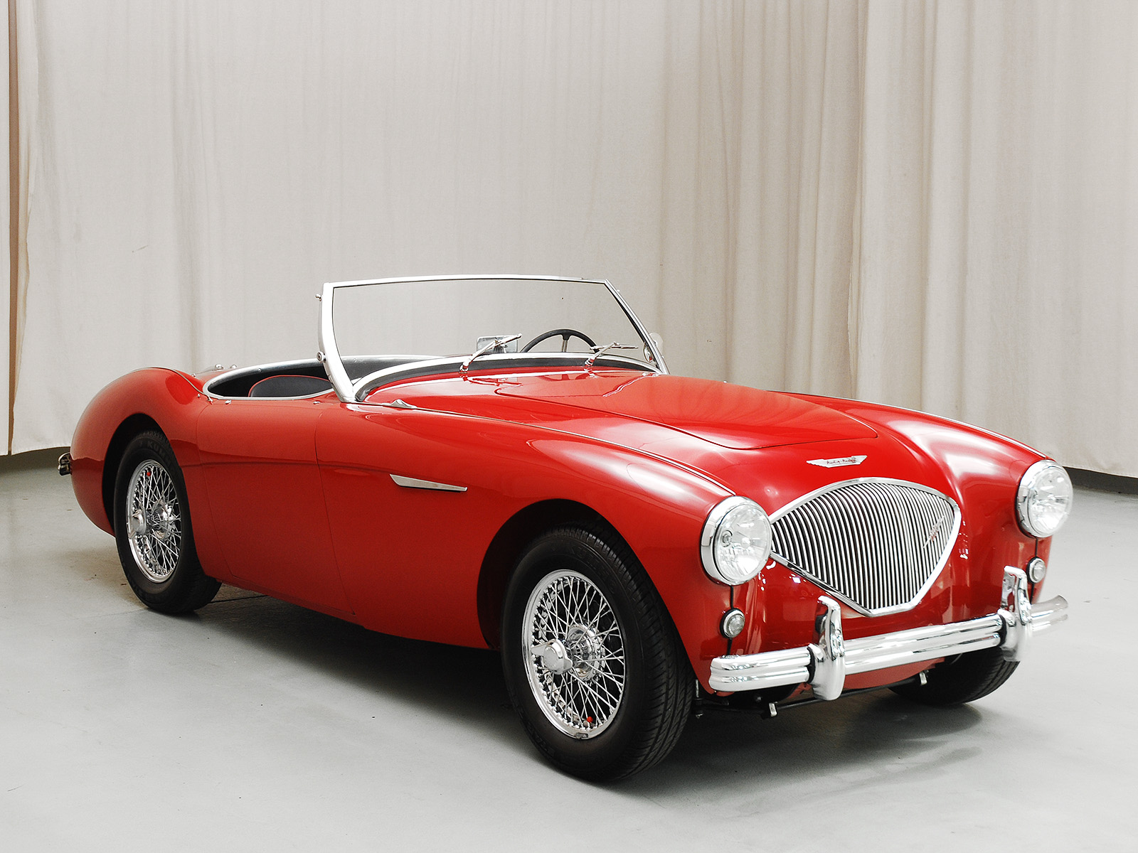 1955 Austin Healey 100 4 Roadster Hyman Ltd