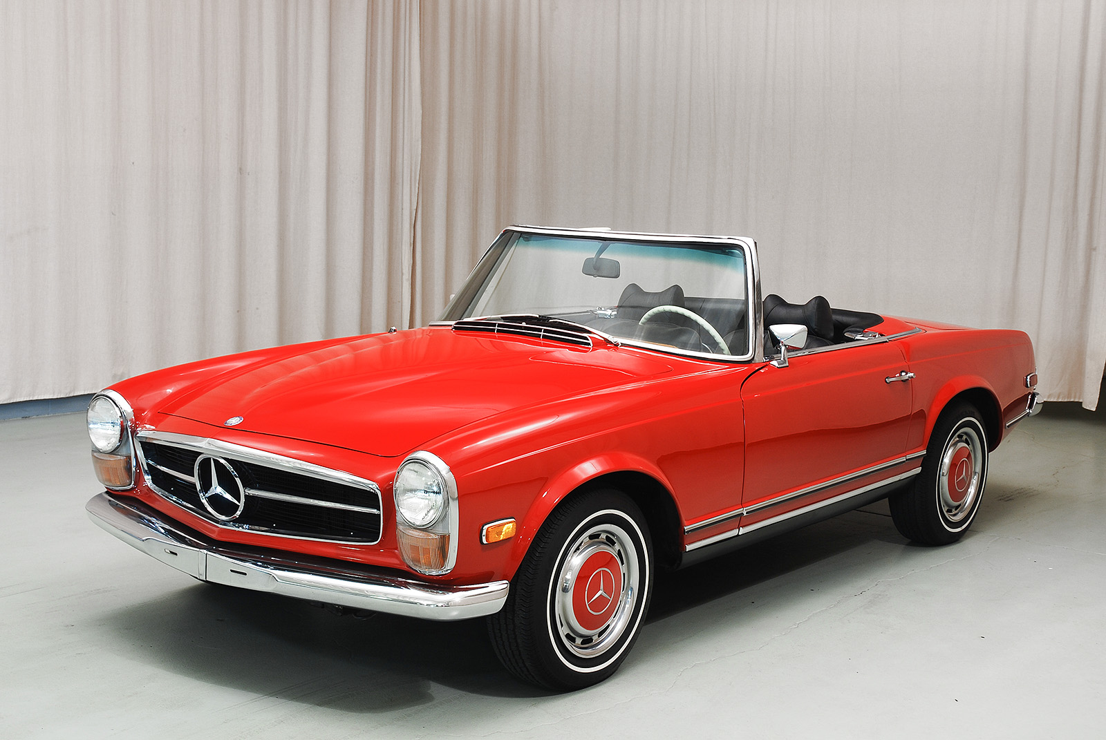 Mercedes Benz 280sl1971 280 Sl Spotted On Ebay Wiring Diagram W113 1971 280sl Convertible