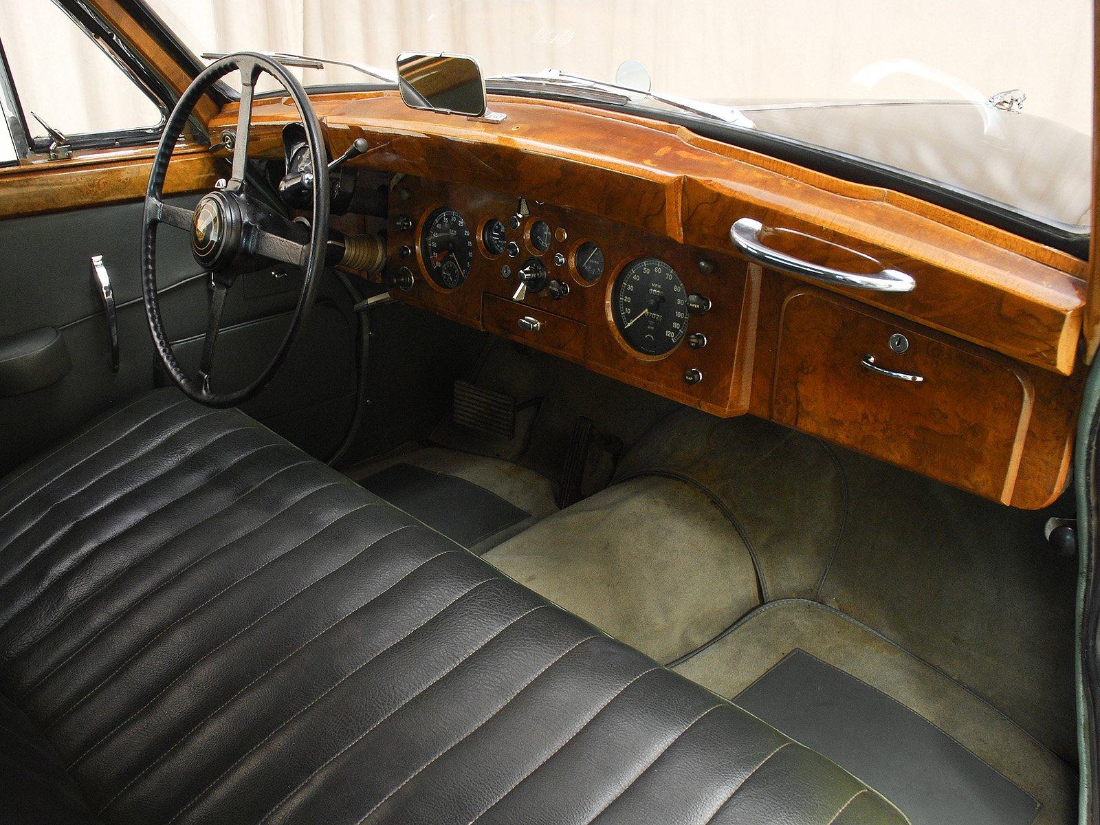 1957 Jaguar Mk8 Four Door Hyman Ltd