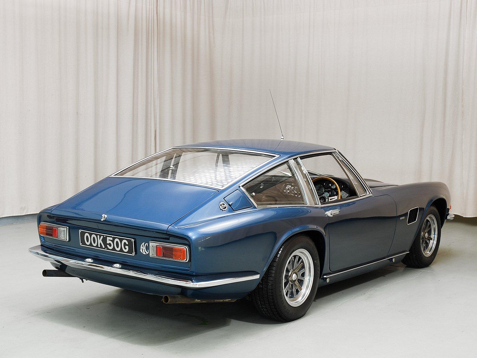 1968 Ac Frua Coupe