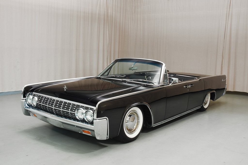 1962 lincoln continental convertible hyman ltd classic cars. Black Bedroom Furniture Sets. Home Design Ideas
