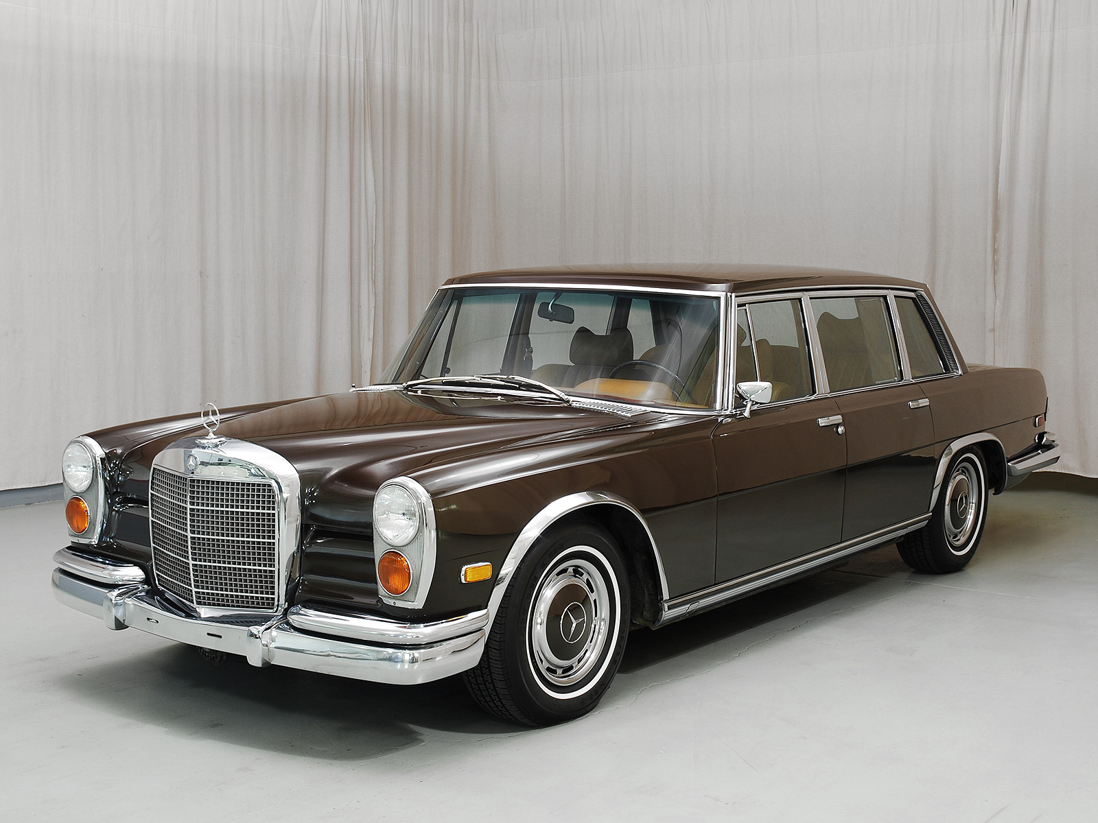 1970 mercedes benz 600 sedan hyman ltd classic cars for Mercedes benz styles