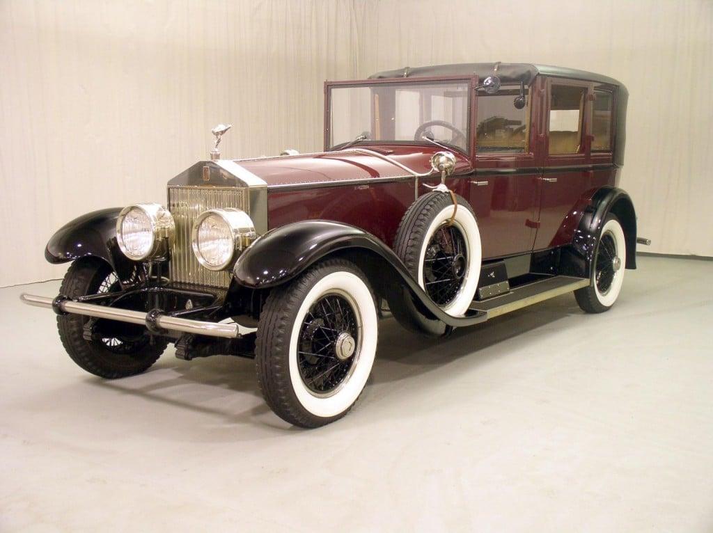 1927 Rolls-Royce Classic Car For Sale | Buy 1927 Rolls-Royce at Hyman LTD