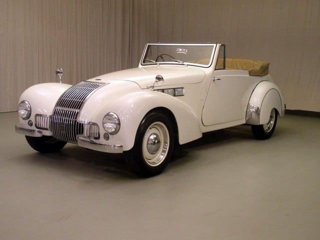 1948 Allard Classic Car For Sale | Buy 1948 Allard at Hyman LTD