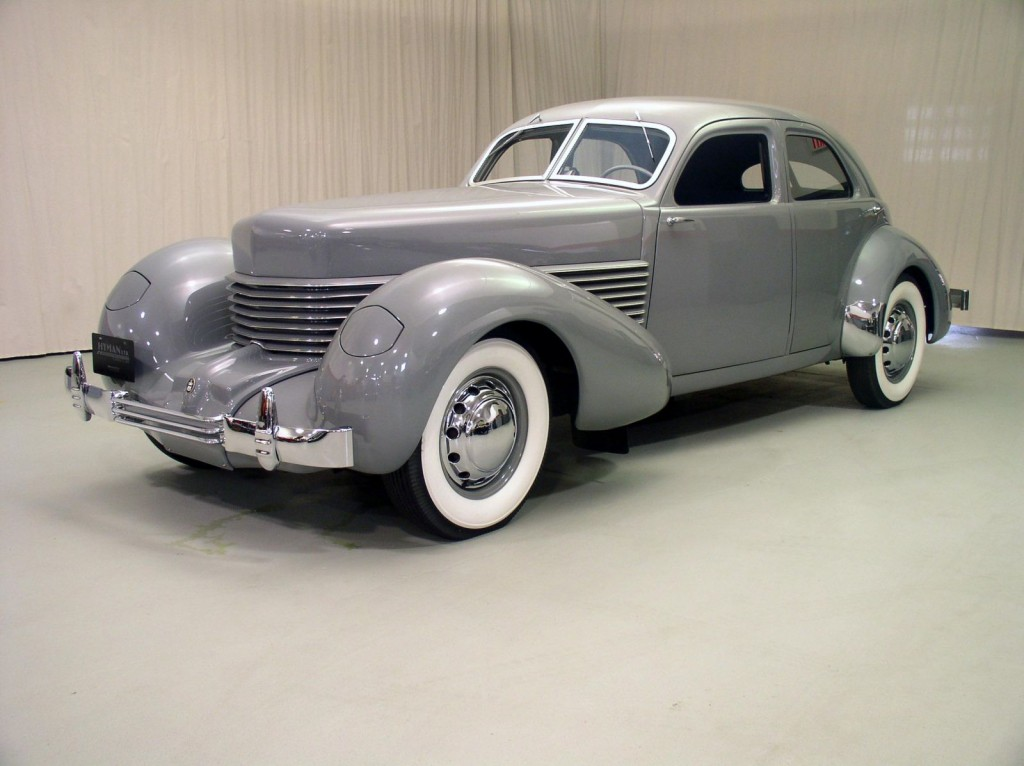1937 Cord 812 Classic Car For Sale | Buy 1937 Cord 812 at Hyman LTD