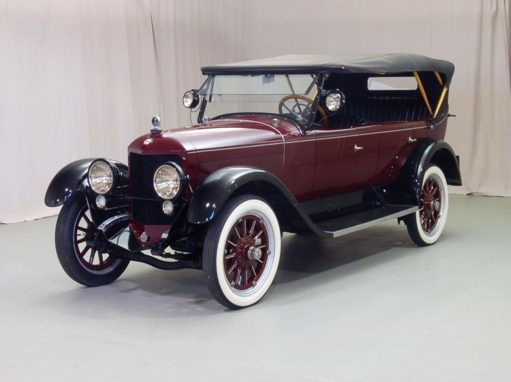 1921 Premier 6D Touring Classic Car For Sale | Buy 1921 Premier 6D at Hyman LTD