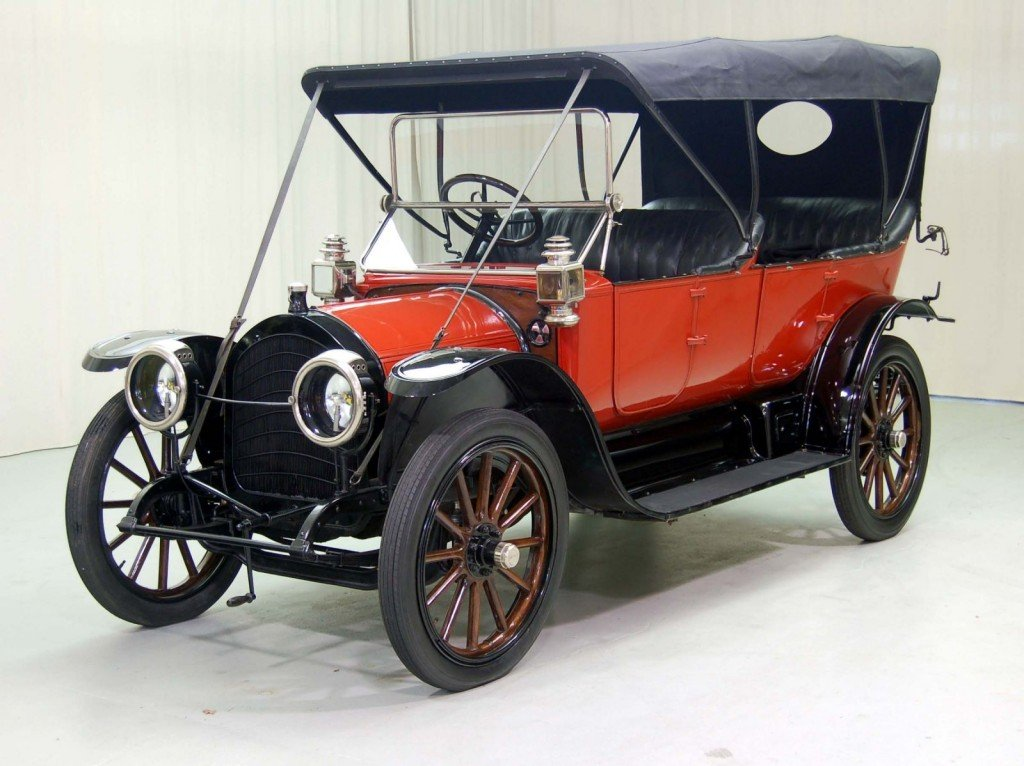 1912 Rambler Cross Country Tourer Classic Car For Sale | Buy 1912 Rambler Cross Country Tourer at Hyman LTD