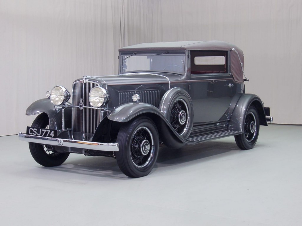 1932 Nash 980 Classic Car For Sale | Buy 1932 Nash 980 at Hyman LTD