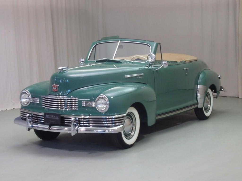 1948 Nash Ambassador Classic Car For Sale | Buy 1948 Nash Ambassador at Hyman LTD