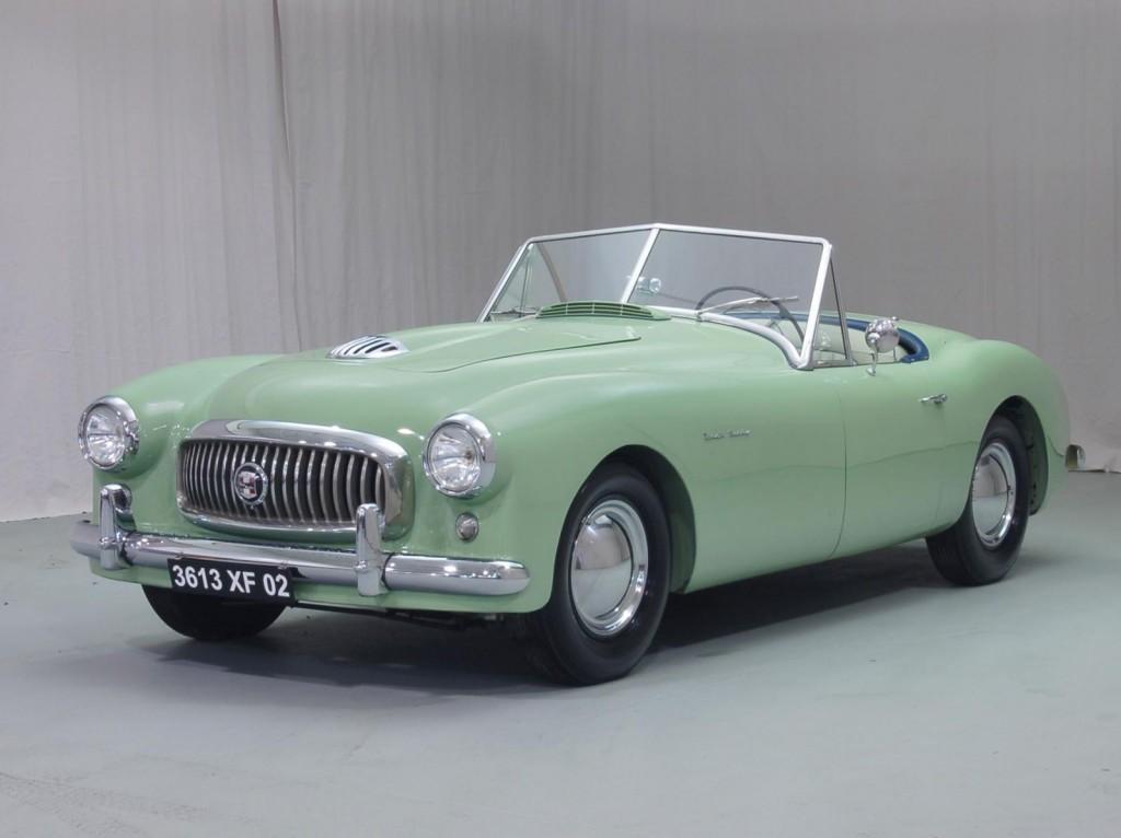 1951 Nash-Healey Classic Car For Sale | Buy 1951 Nash-Healey at Hyman LTD