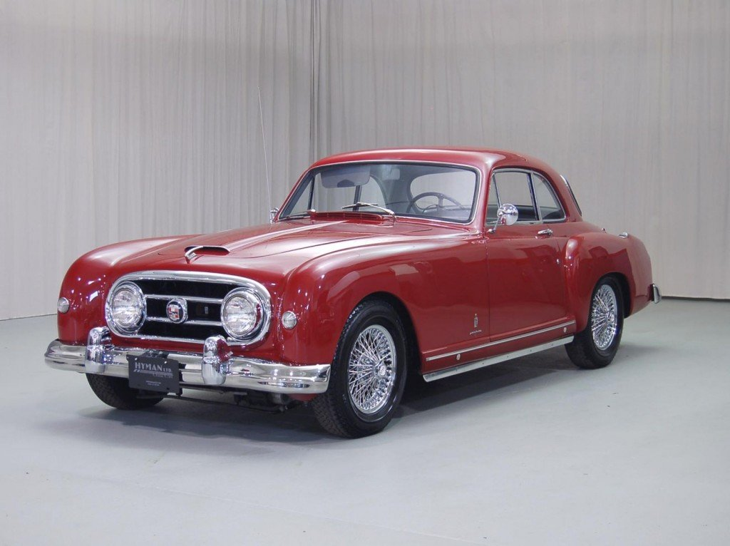 1953 Nash Healey Classic Car For Sale | Buy 1953 Nash Healey at Hyman LTD