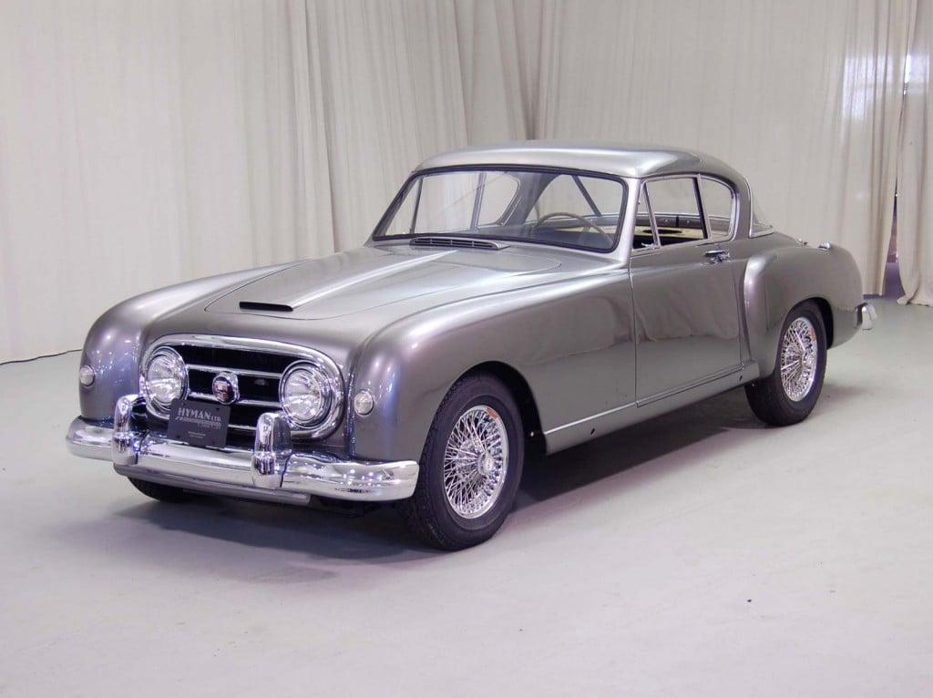 1954 Nash Healey Classic Car For Sale | Buy 1954 Nash Healey at Hyman LTD